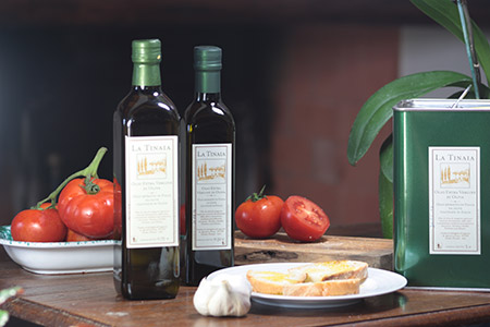 Tuscany oil order