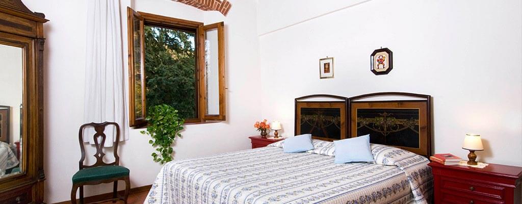Camera appartamento Firenze