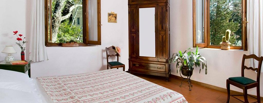 Camera del tuo appartamento a Firenze