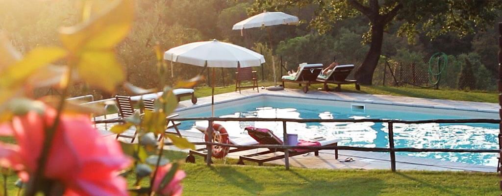 La piscina del tuo appartamento
