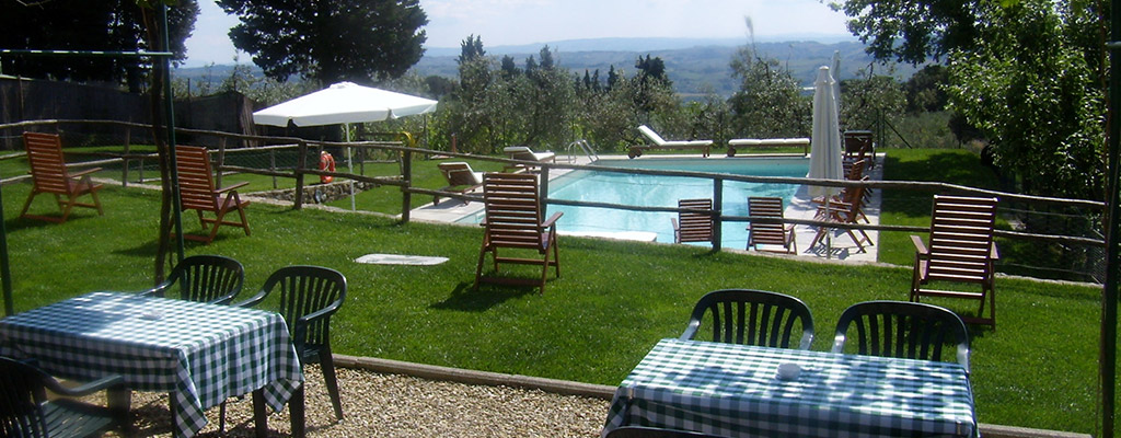 Agriturismo vacanza a Firenze La Tinaia